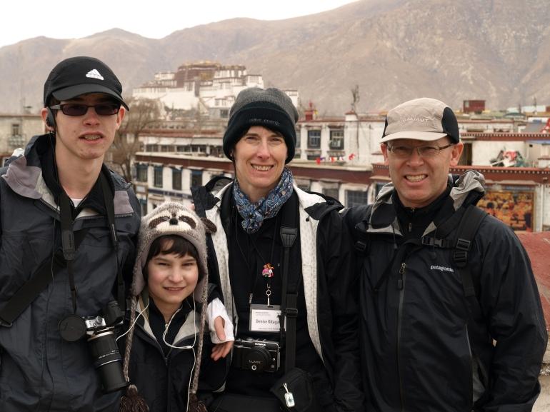 GeoKs in Lhasa