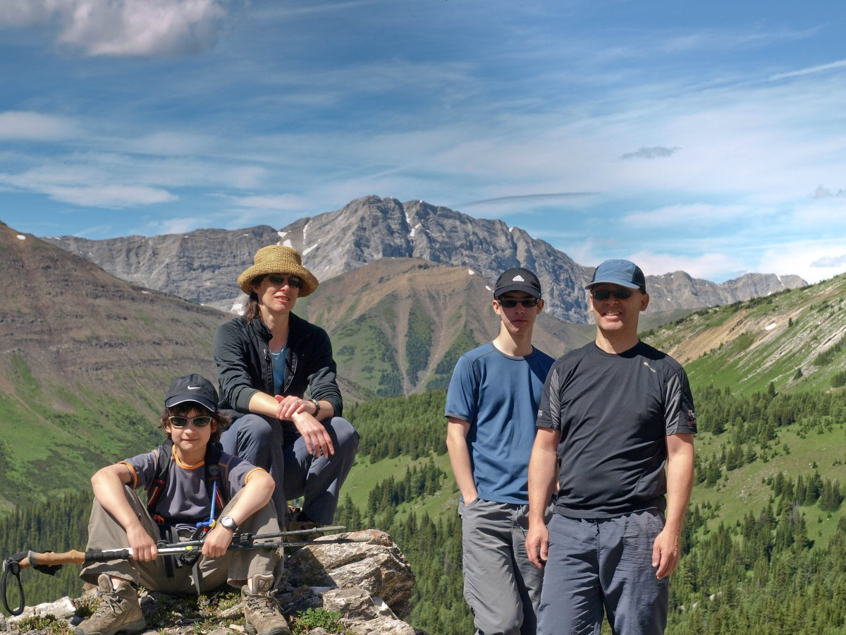 Hiking Kananaskis Country - Arethusa Cirque