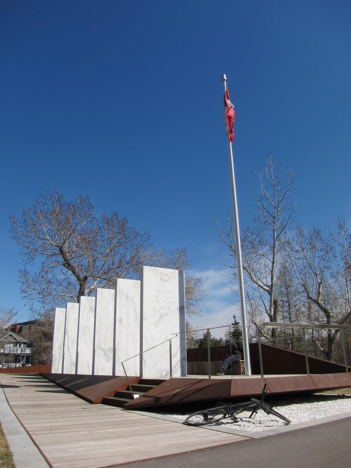 Calgary Soldier's Memorial
