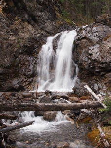 Waterfall on Three Sisters Creek