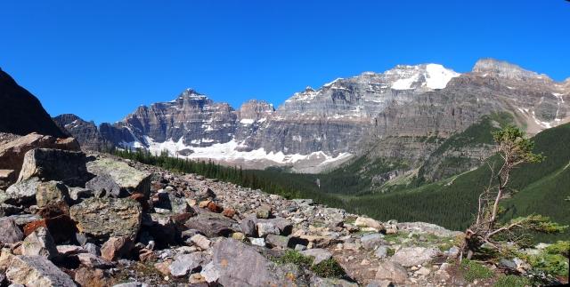 Trail summit