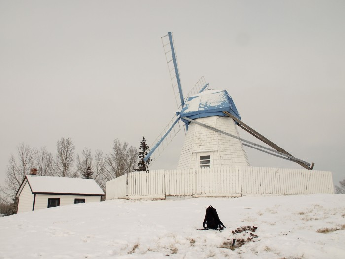 Mallon Windmill