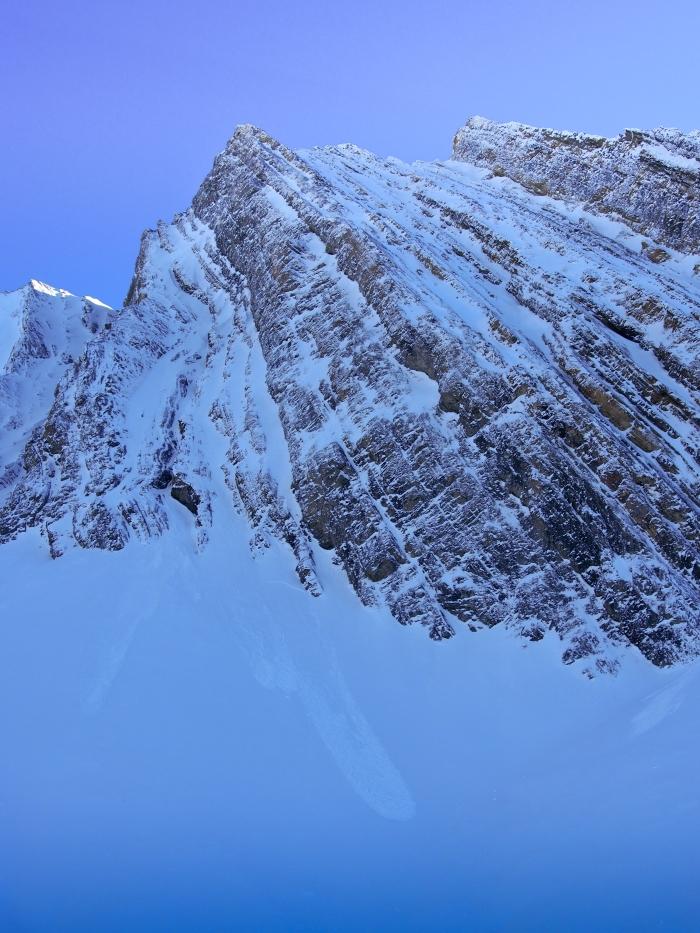 Mini-avalanche