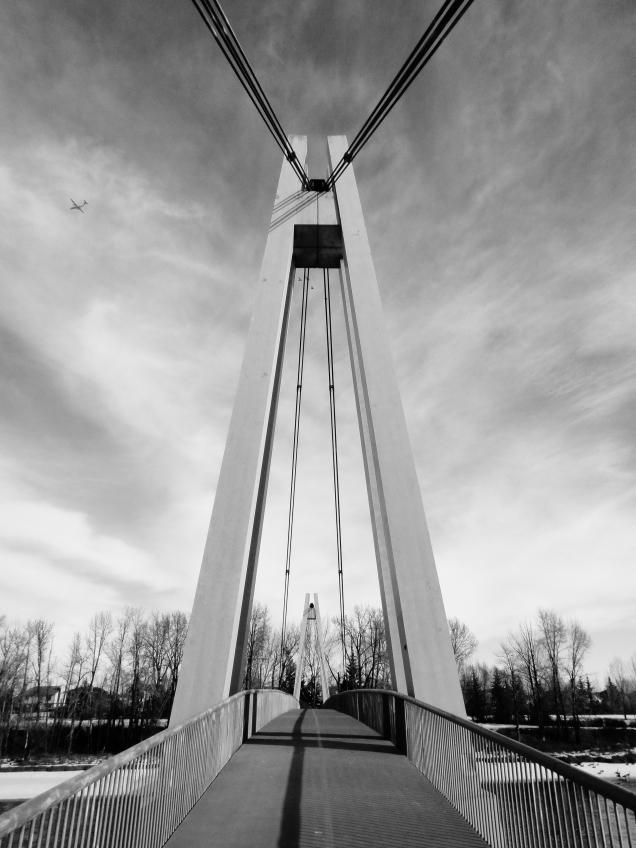 Eric Harvie Bridge