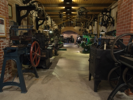 Machinery gallery
