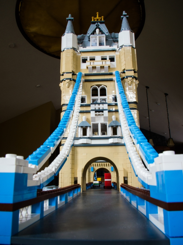 Lego set #10214 - Tower Bridge