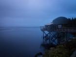 Pier at Dusk on Sunday