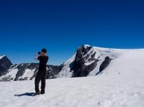 Glacier Photographer