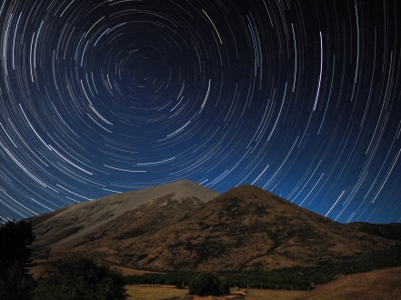 star-trails