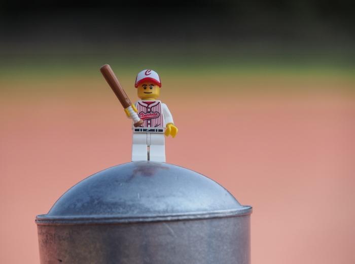 Lego-Baseball