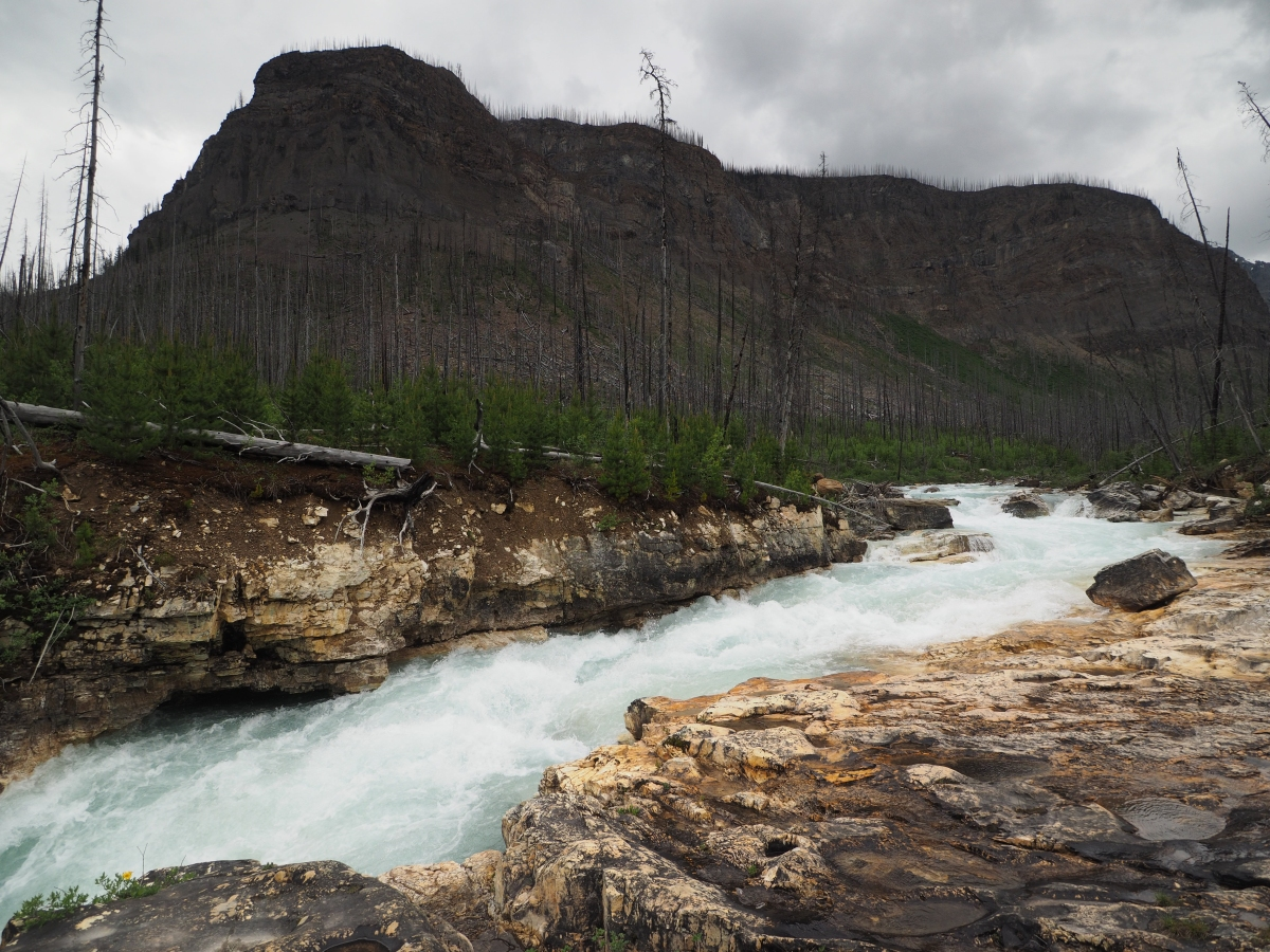 Kootenay National Park - Marble Canyon