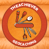Geocaching-Souvenir