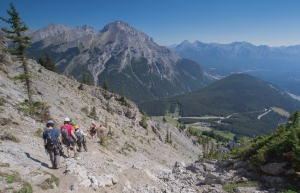 Norquay-Via-Ferrata