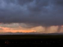 Rain-showers