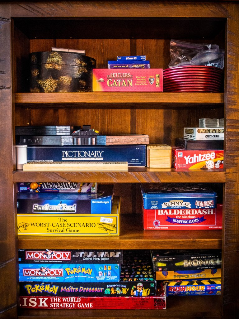 game-shelf