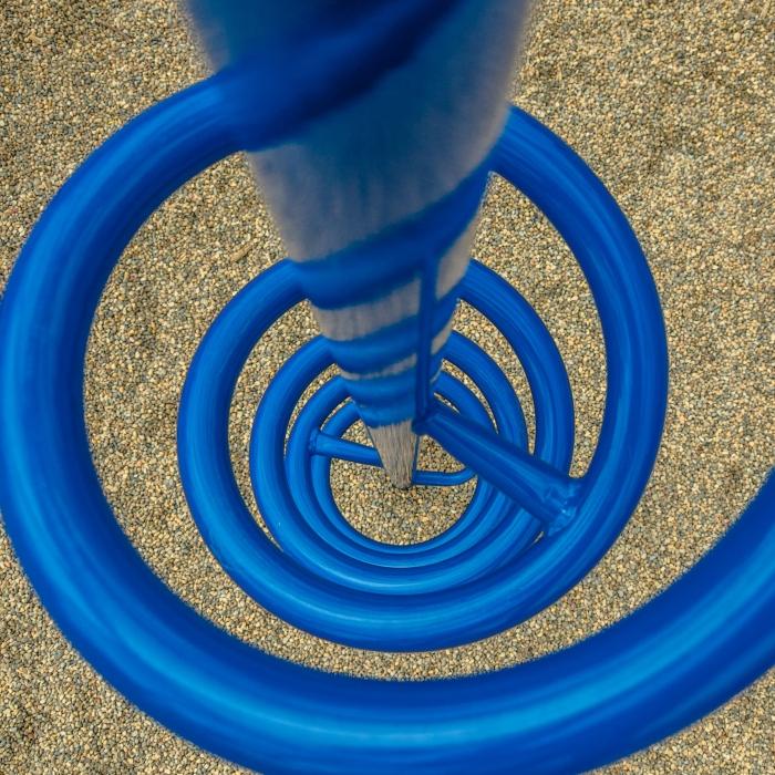 Blue-Spiral