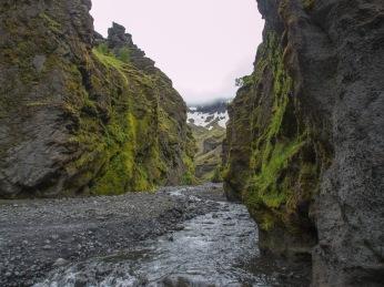 Stakkholtsgjá-Foss