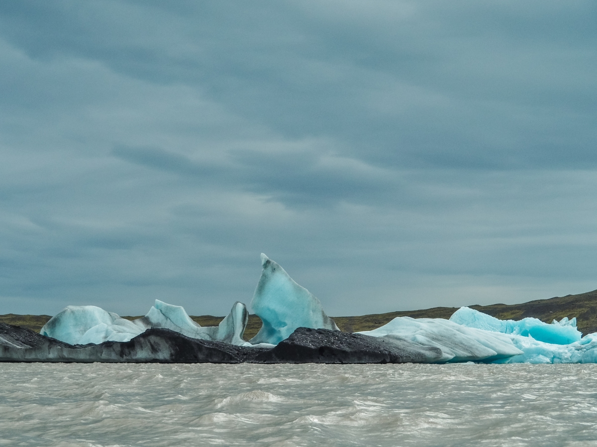 Exploring Iceland: Vik to Jökulsárlón