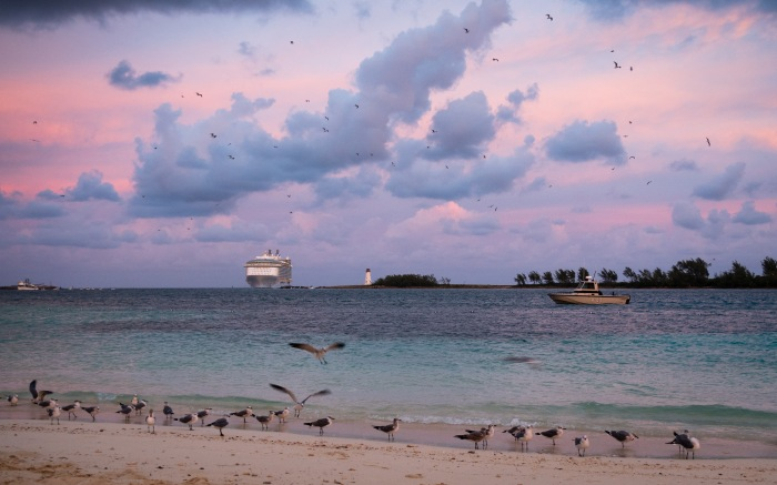 Nassau-sunrise