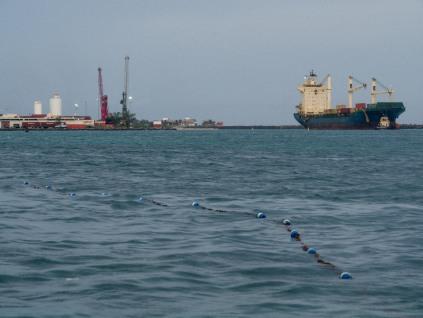 Nassau-container-ship