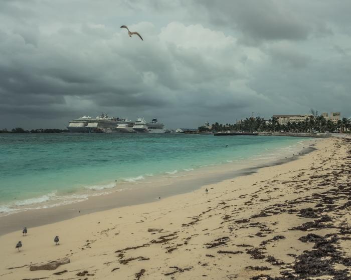 Nassau-cruise-ships