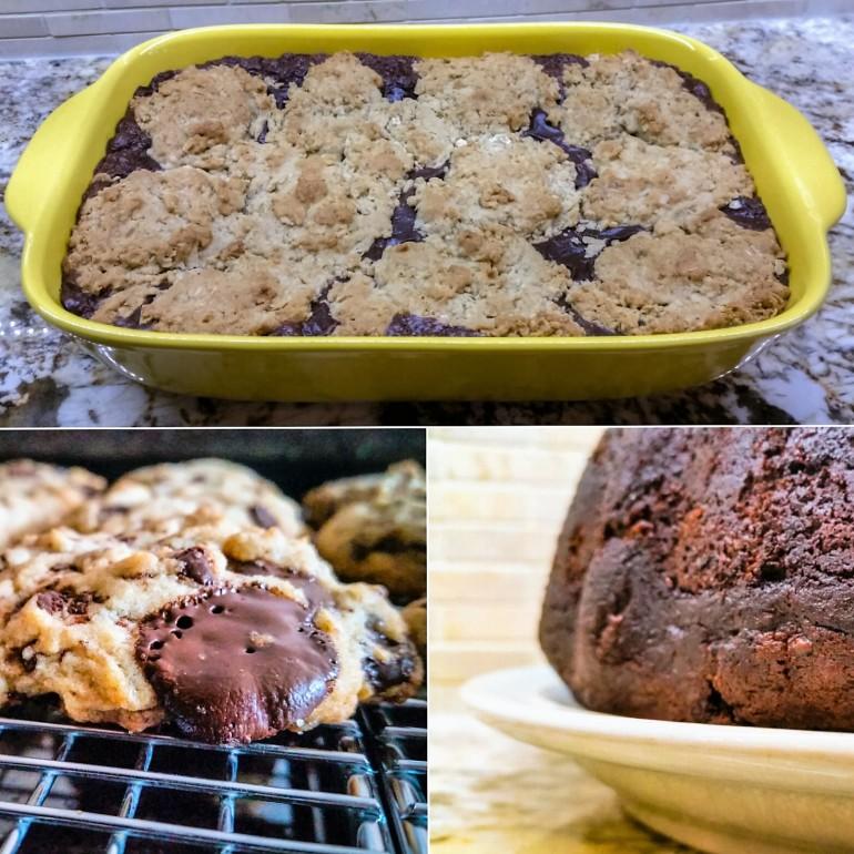 Chocolate-baking