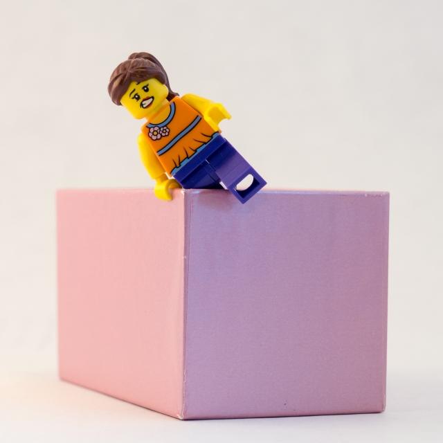Lego-minifig