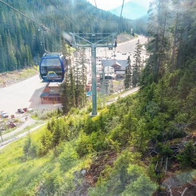 Hiking Banff National Park Sunshine Village To Citadel