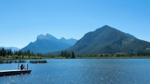 Vermillion-Lakes