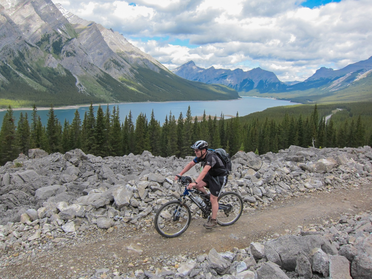 Cycling the High Rockies Trail (Driftwood to Buller Creek)