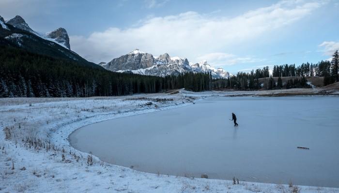 pond-skating