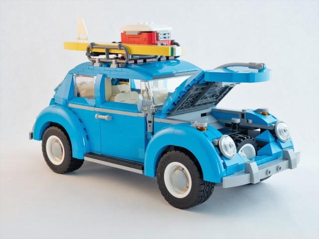 Lego-Volkswagon-Beetle