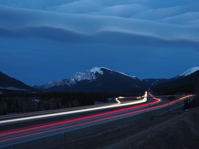 Friday-night-traffic