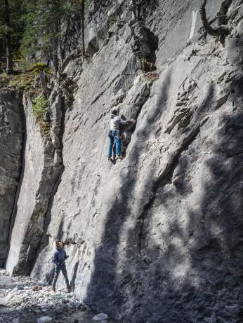 Grotto-Canyon-rock-climb
