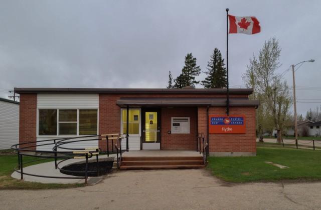 Hythe-post-office