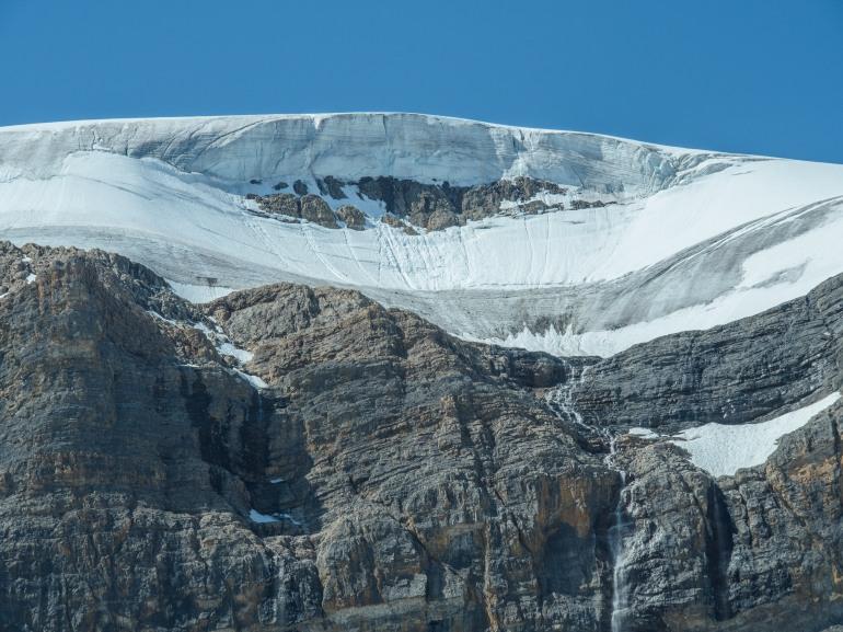 Wapta-icefield