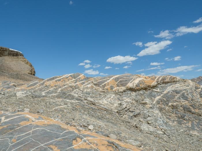 glacial-striations