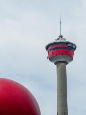 Calgary-tower-red-ball