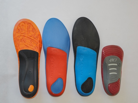 four-insoles