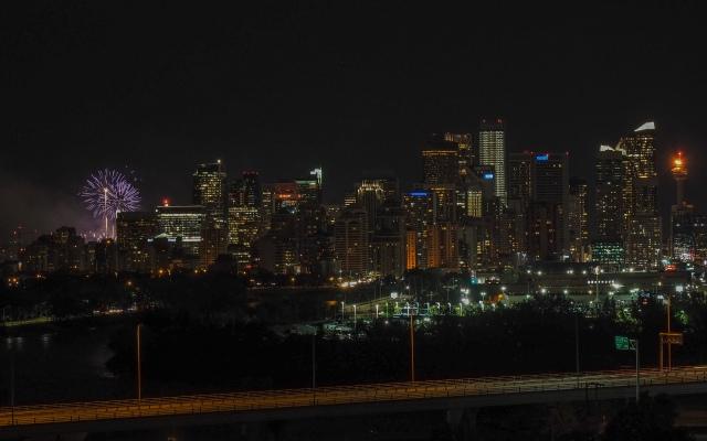 Calgary-Tower-flame