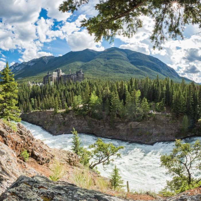 banff-springs-bow-falls
