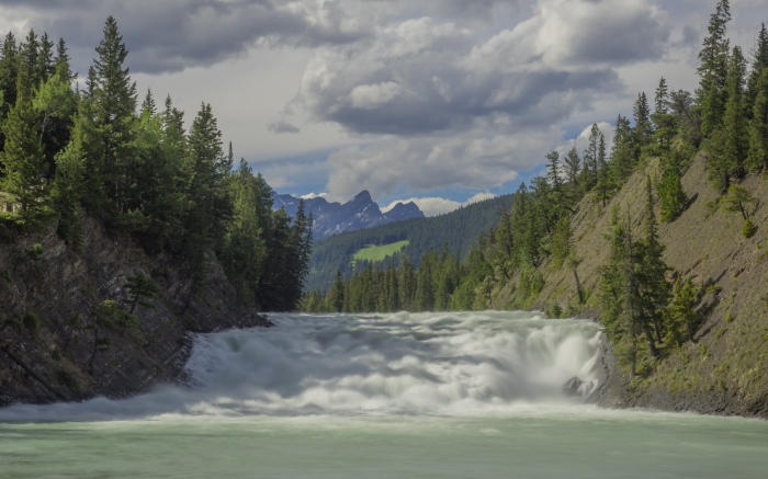 banff-bow-falls