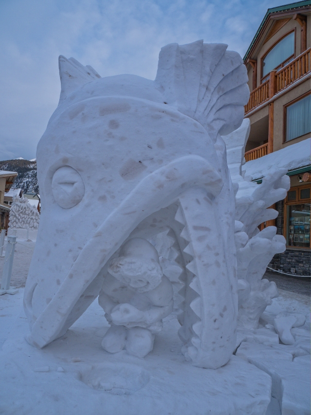 snow-sculpture-banff-snowdays-2020