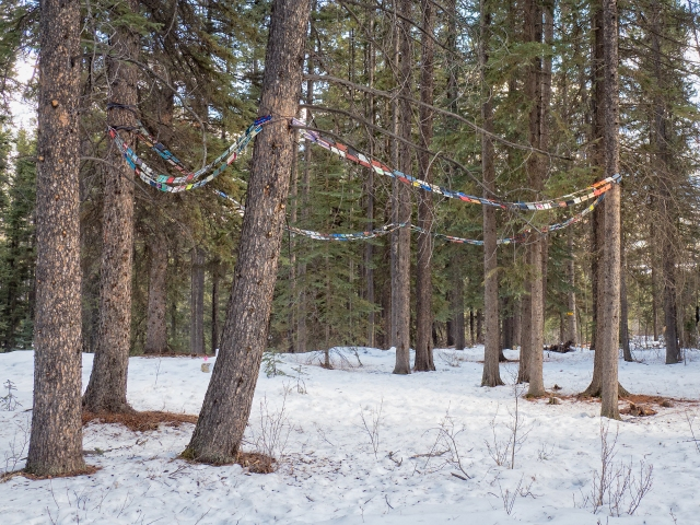 reused-old-ski-prayer-flags