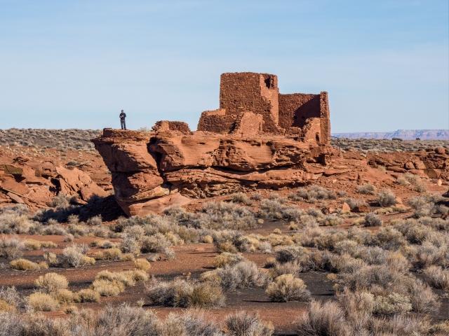 Wukoki-Pueblo-Ruins