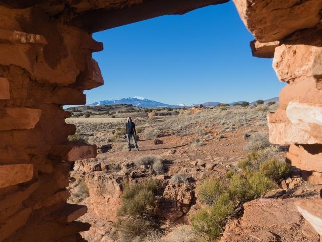 Lomaki-Pueblo-Ruins