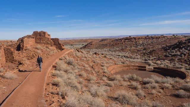 Wupatki-Pueblo-Ruins